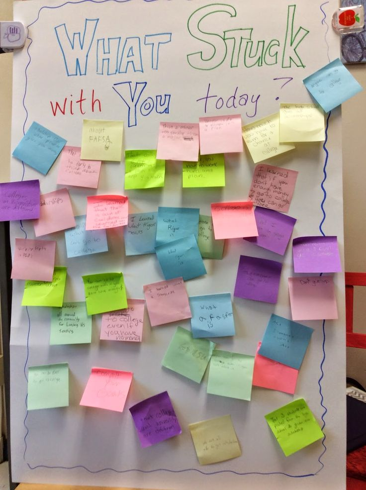 I went into our 7th grade Family and Consumer Science classes both yesterday and today. The kids had just finished a research project on ...