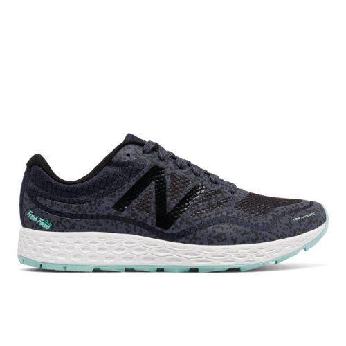 Fresh Foam Gobi Trail Moon Phase Women's Trail Running Shoes - Black (WTGOBIBK)