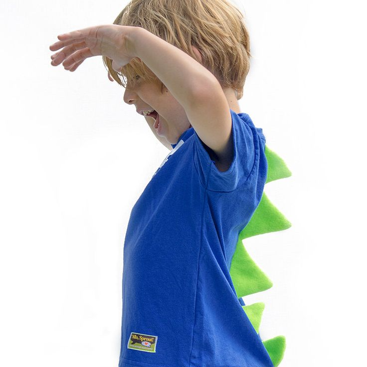 Velocirapture - size 4T/5T - Royal Blue T-Shirt with Dinosaur Spikes by allosprout on Etsy https://www.etsy.com/listing/207141294/velocirapture-size-4t5t-royal-blue-t