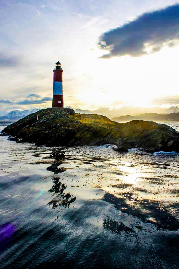 Southernmost lighthouse in the world, Ushuaia, Argentina