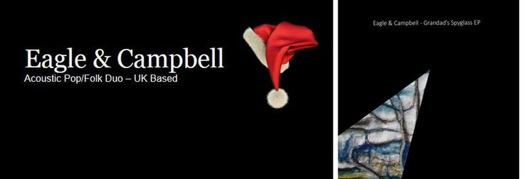 Merry Christmas by Eagle & Campbell #EagleAndCampbell