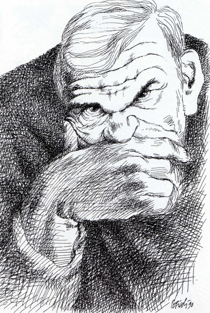 Tullio Pericoli  Milan Kundera