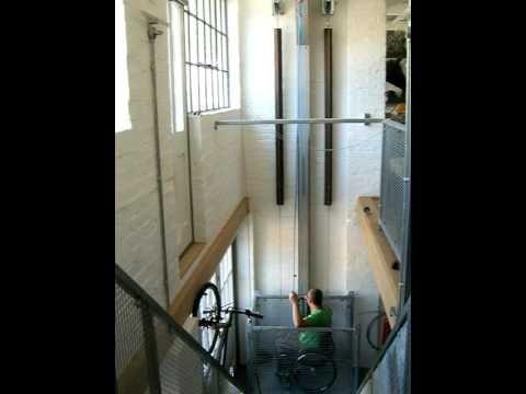 1000 images about elevators on pinterest attic lift for Diy home elevators