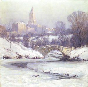 Central Park  Colin Campbell Cooper