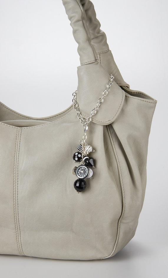 Purse jewelry!! Oh my!