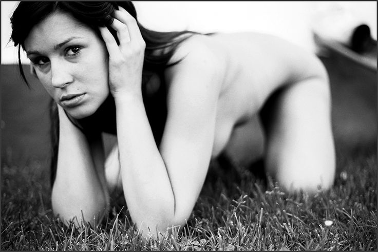 Black and white film photo by Natalia Taran