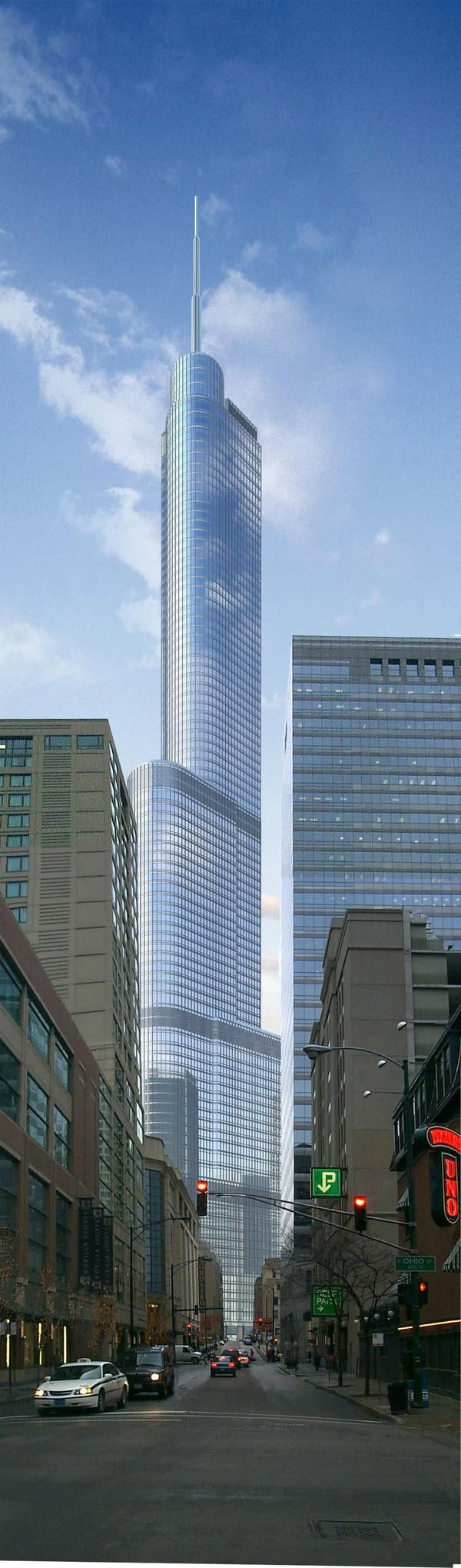 CHICAGO: Trump Tower ~ my home when visiting..