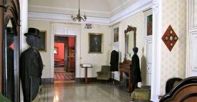 Casa di Verga a Catania