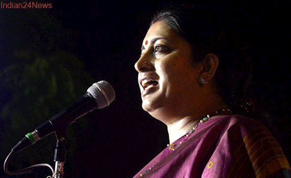 Allow Inspection of Smriti Irani's Board Record, CIC Directs CBSE