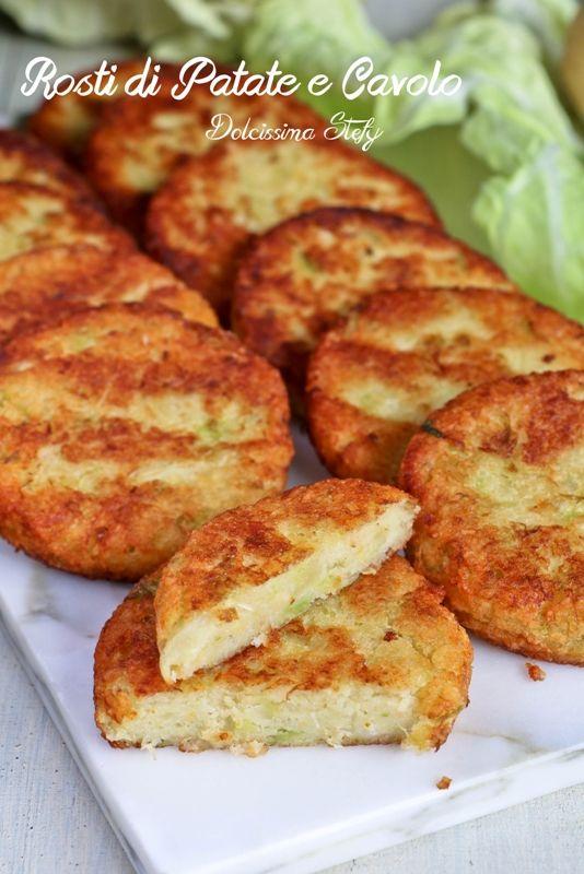 Rosti di Patate e Cavolo
