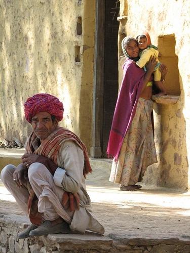 Bijaipur, India by Melanie Morris, via Flickr