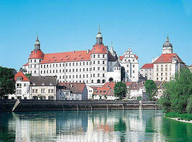 Schloss Neuburg, D-86633 Neuburg im Landkreis Neuburg-Schrobenhausen, Bayern. © Bayerische Schlösserverwaltung