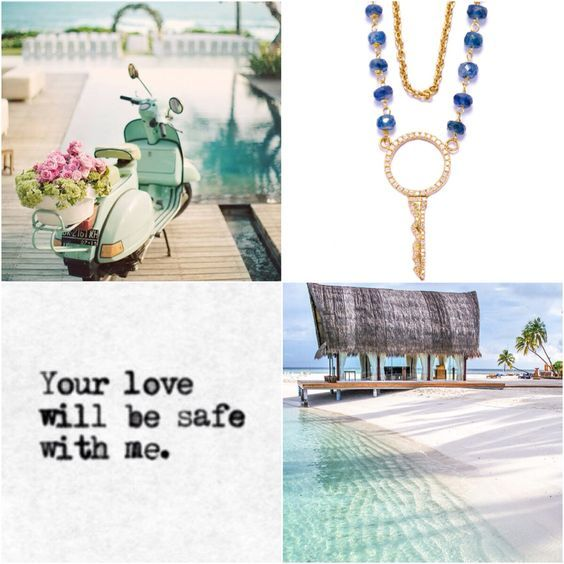 Your #love will be #safe with me  Morning inspirations with #keytomyHeart #necklace in yellow gold & sapphire stones  Good Morning ☀️ #charmaleena #charmaleenaJewellery #Mycharmaleena
