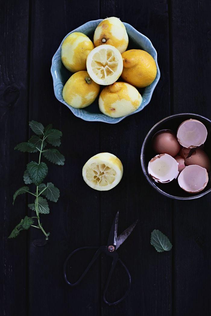 : : Recept på en god citronpaj | Helt enkelt : :