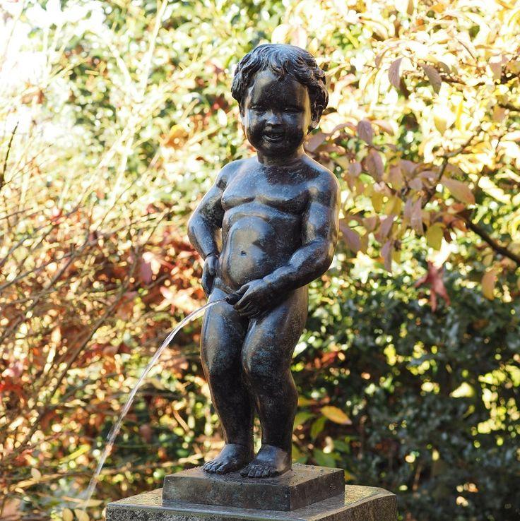 Fountain Boy Peeing
