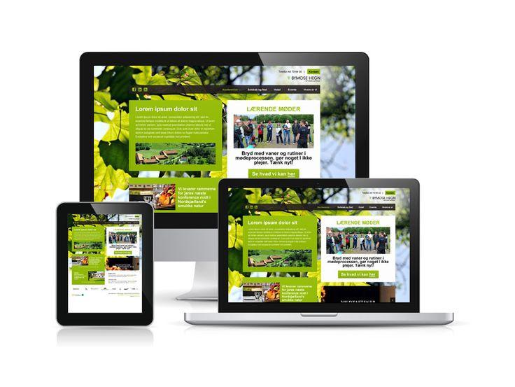 ByMoseHegn adalah sebuah perusahaan yang bergerak dalam bidang pengembangan sumber daya alam. Web ByMoseHegn dibuat sebagai sarana dan sumber informasi tentang perusahaan ByMoseHegn yang berlokasi di Denmark.