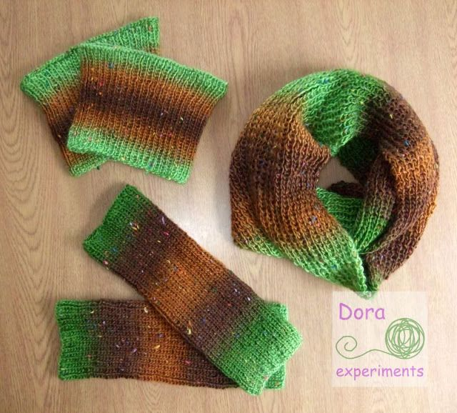 Dora experiments