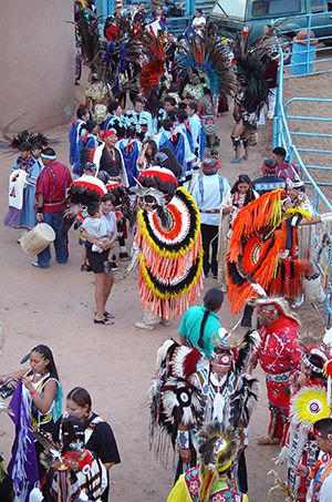 Native American Events - New Mexico Tourism - Pow Wows, Dancers & Music - New Mexico Tourism - Travel & Vacation Guide