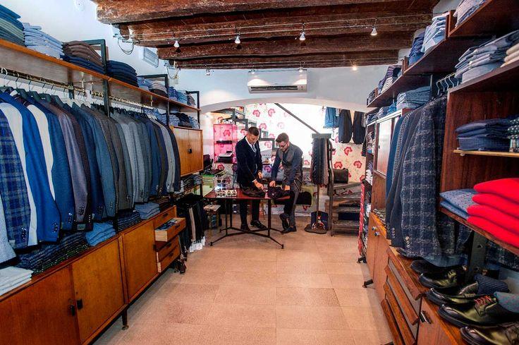 George's Roma - Abbigliamento Uomo
