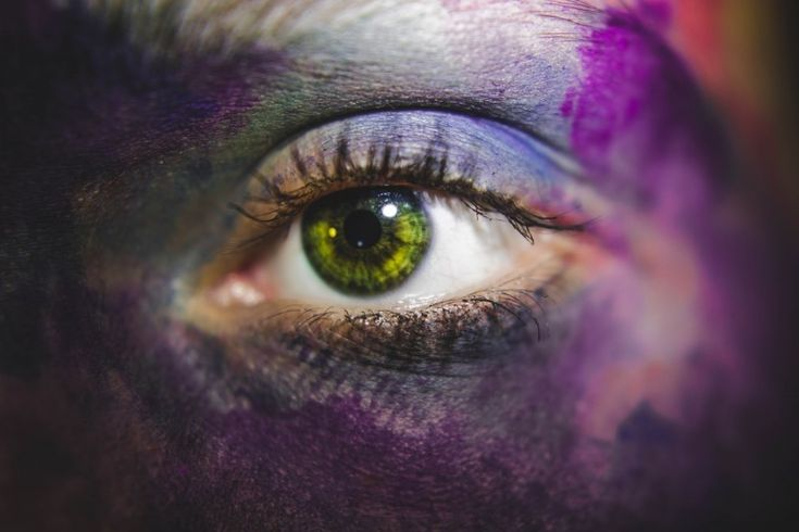 watercolor eye color Photo - Visual Hunt