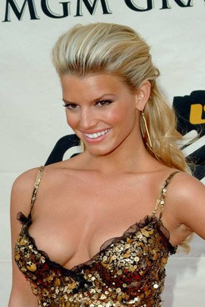 Jessica Simpson's highlights