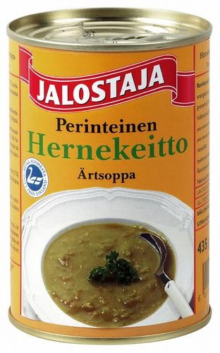 Hernekeitto / pea soup