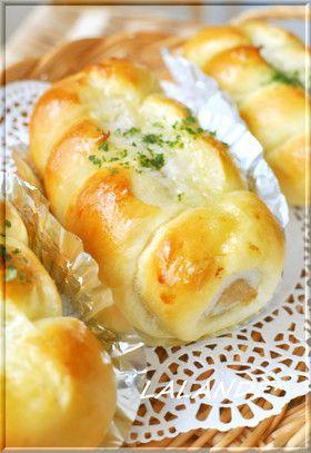 Chikuwa bread of Sapporo ☆ acorn ☆