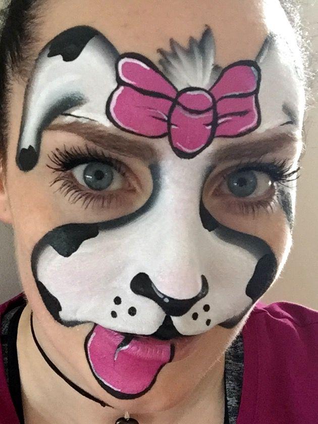 Best 25+ Dog face paints ideas on Pinterest | Puppy face paint ...