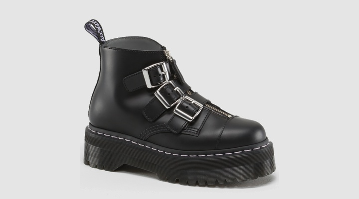 The Official Dr. Martens USA Store - AGGY STRAP | Shoes in ...