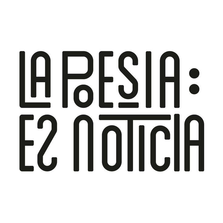 La Poesía es Noticia es un festival poético, con dos ediciones realizadas, que convierte la ciudad de Alicante y provincia en un escenario de amplia repercusión socio-cultural. Se define como una propuesta integradora que promueve y visibiliza un género literario –la poesía- y a los autores contemporáneos, hombres y mujeres, que hacen poesía de vanguardia. Todo ello dentro del contexto de una acción cultural que conlleva una alta participación de la ciudadanía.