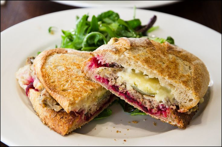 Meatloaf Toastie