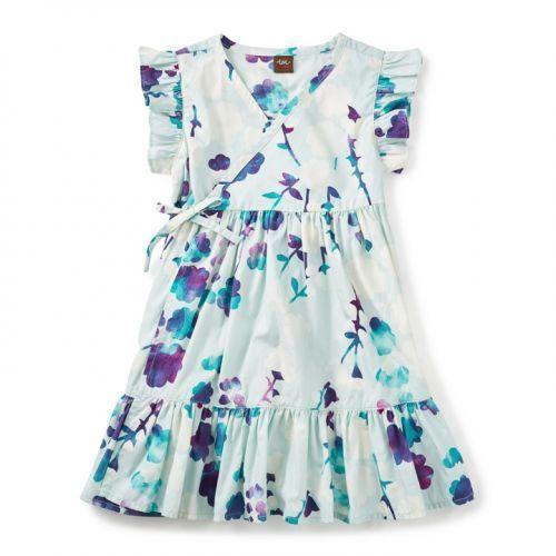 Tea Collection MALA WRAP Dress Australia 8 10 NWT  | eBay