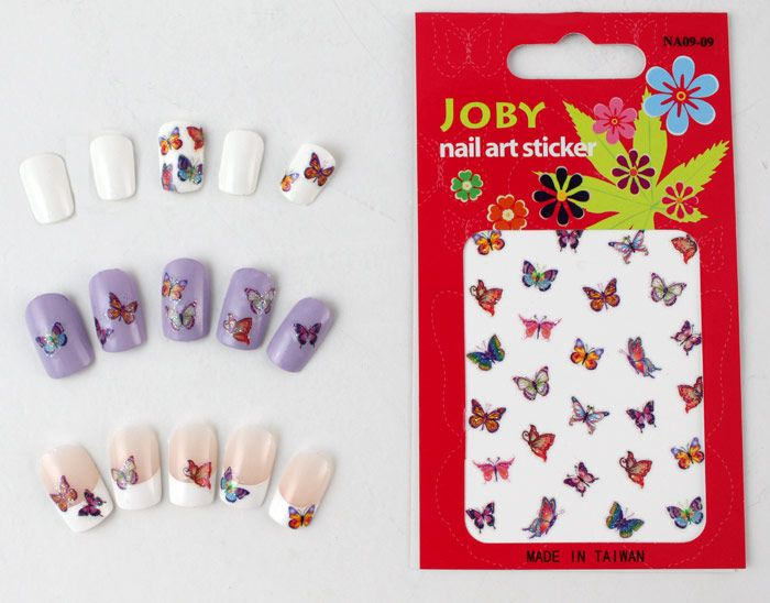 92 best Joby Nail Art Stickers images on Pinterest | Nail art ...