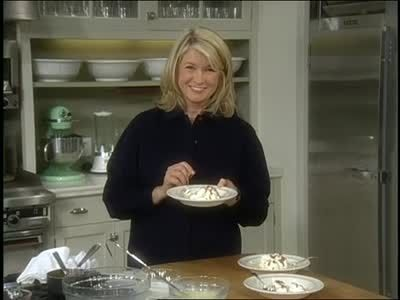 How To Make Floating Islands for Dessert Videos | Food How to's and ideas | Martha Stewart
