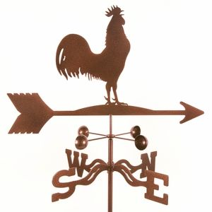 Chicken Decorations For Garden | Rooster Weathervane Only $49.95 At Garden  Fun   Gifts For Gardeners