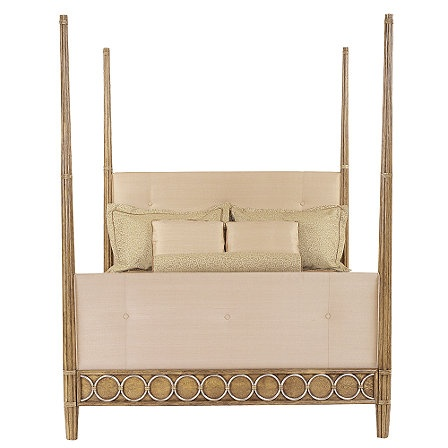 Orlando Diaz-Azcuy Vendome Queen Bed