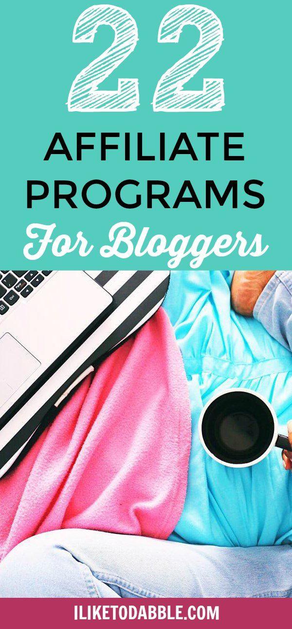 Affiliate programs for bloggers. Affiliate Marketing. Affiliate Links. Affiliate Networks for bloggers. Monetize your blog. Make money blogging. Boost your blog. Blogging. Self hosted wordpress blog.