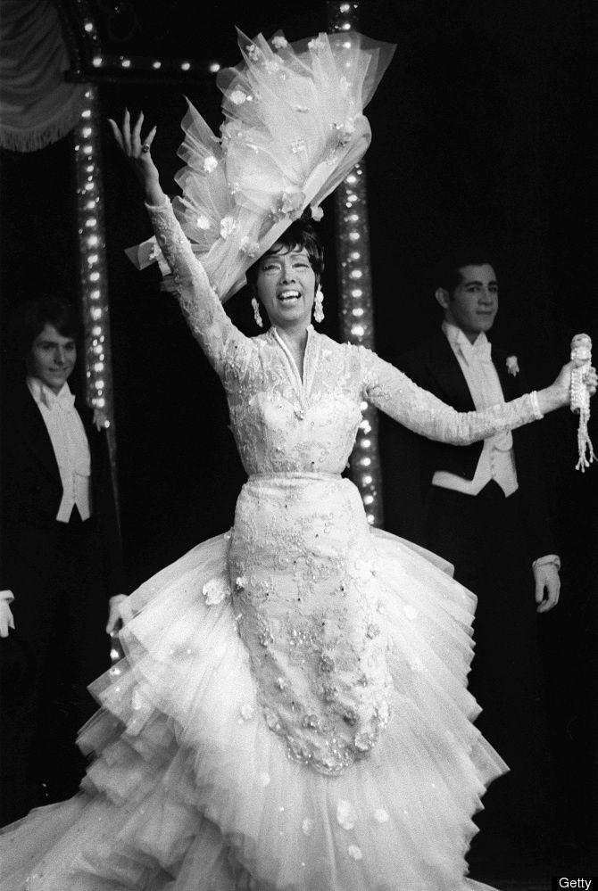 Throwback Thursday Josephine Bakers Iconic Wedding Looks  Classic Inspiration  Fashions
