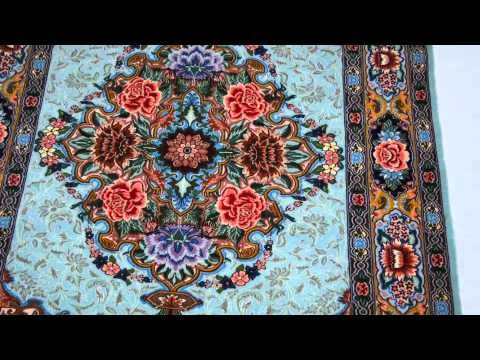I am very fond of this extremely fine handmade wool and silk Persian Isfahan rug. Not least, I am indeed from the same city with its beautiful historical places and Islamic architectures, or perhaps because, it defines the splendour and marvellous design and colours which it offers. http://www.imperialrugs.co.uk/vintage-handmade-carpets/silk-persian-isfahan-rug-532-91-1339.php