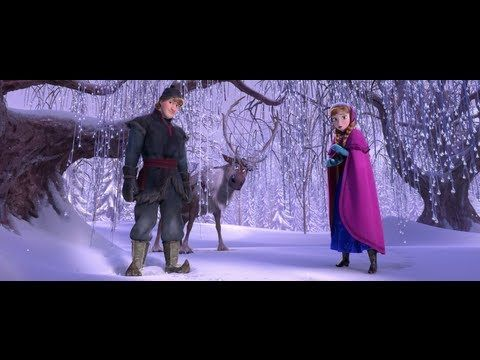 ▶ Disney's Frozen Official Trailer - YouTube