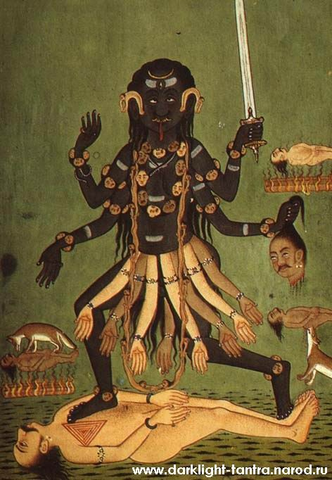 kali standing on shiva: Spaces Organizations, Mothers Kali, Negative Spaces, Divine Mothers, Kali Stands, Shiva Neg Spaces