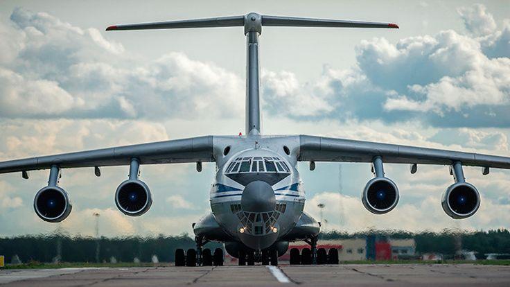 El nuevo avión de transporte militar ruso, que se encuentra en estado de desarrollo, tendrá una capacidad de carga de entre 80 y 100 toneladas, superando de manera significativa a su análogo principal actual, el Il-76.