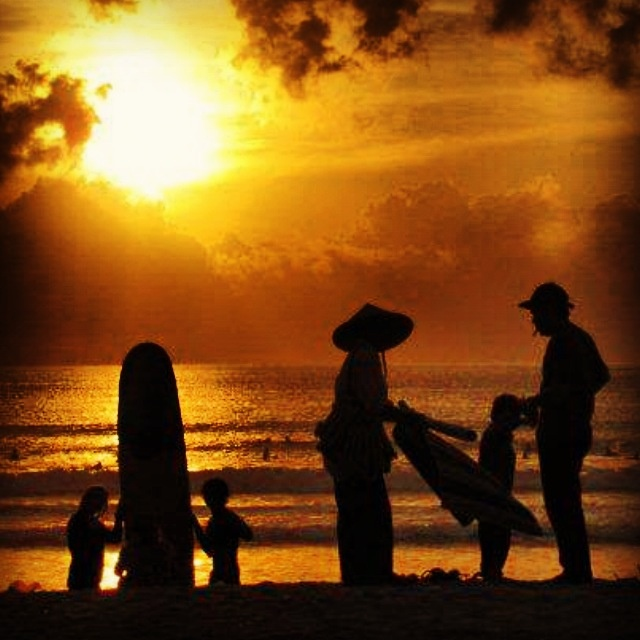 Beautiful Bali Beach