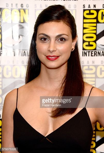 News Photo : Actress Morena Baccarin attends the 'Gotham'...