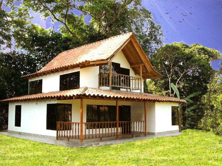 Chalet 1600 1200 houses pinterest - Casa madera pequena ...