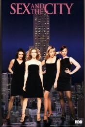 Sexo en Nueva York. La serie revolucionaria para mujeres por excelencia. Toda chica debería verla en algún momento de su vida y comentarla con sus amigas.