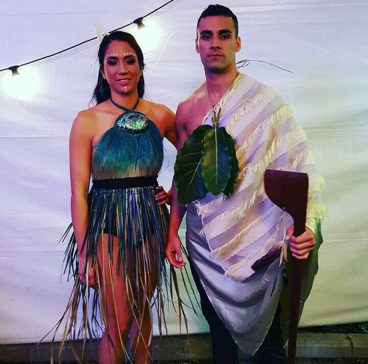 Pacific fashion show in Auckland