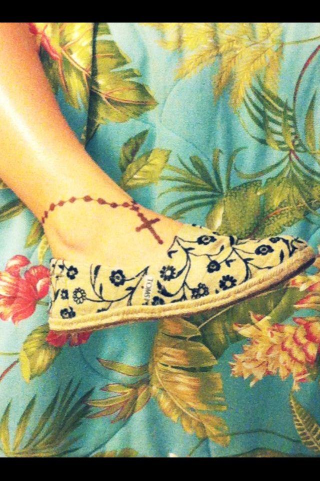 henna henna rosary toms just do it