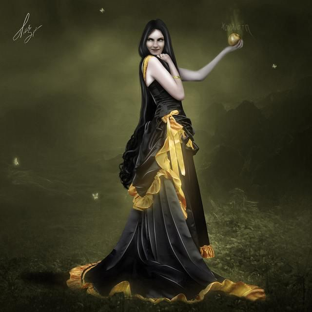 Eris Goddess Of Discord And Strife Eris Is Daughter Of