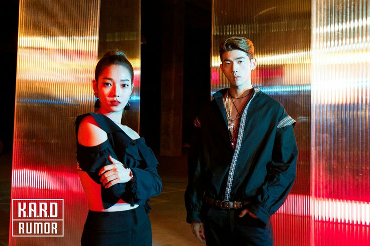 Somin and B.M - K.A.R.D
